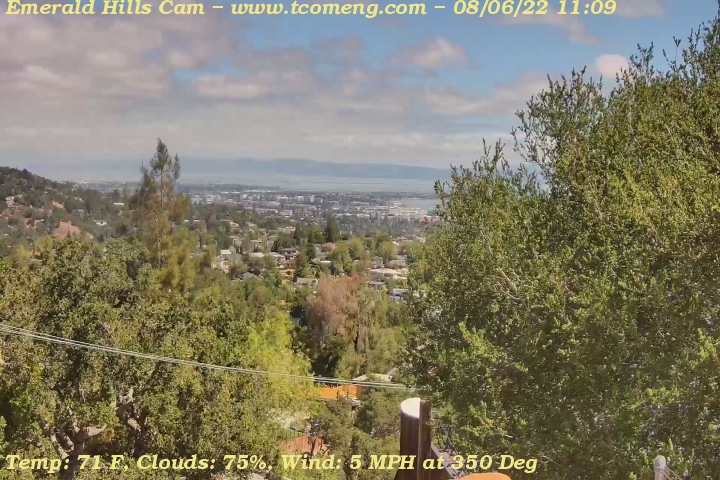 Webcam Redwood City